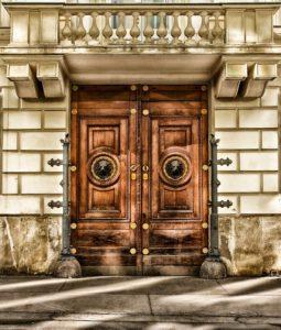 Différents types de portes