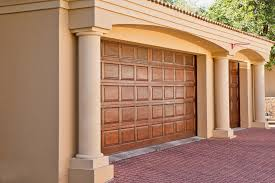 Ouverture porte de garage