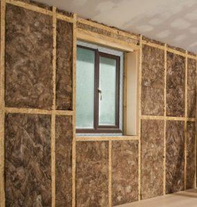 Isolation phonique murs et cloisons